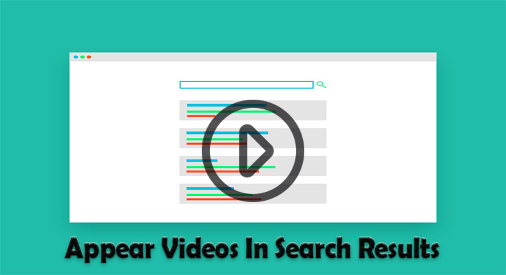 What Can You Do To Help Your Videos Appear In Search Results?