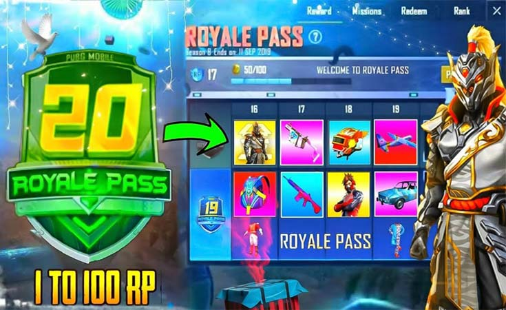 PUBG Mobile Season 20 Leaks, Release Date and Royal Pass Rewards