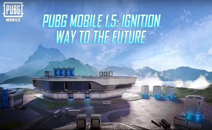 PUBG Mobile 1.5 Update Patch Notes
