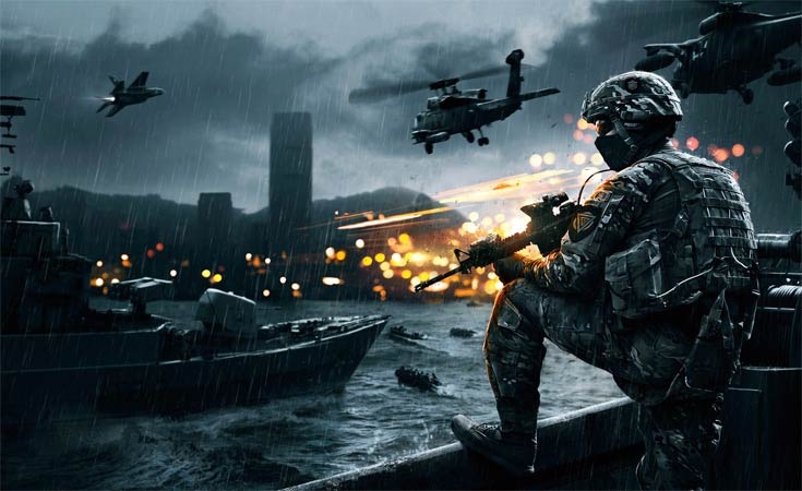 Best Military Games That Are Based On Actual Military Missions
