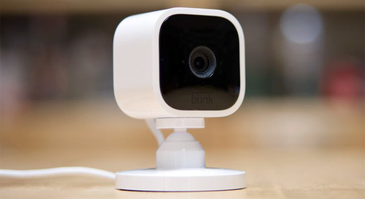 Blink Mini Home Security Camera